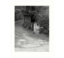 Chiltern Road Art Print