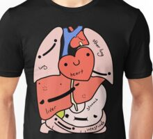 These are my Insides Unisex T-Shirt