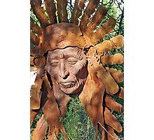 Cave Creek Chief Photographic Print