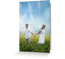 Our pieces Greeting Card
