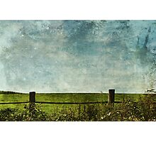 One Day Last Summer Photographic Print