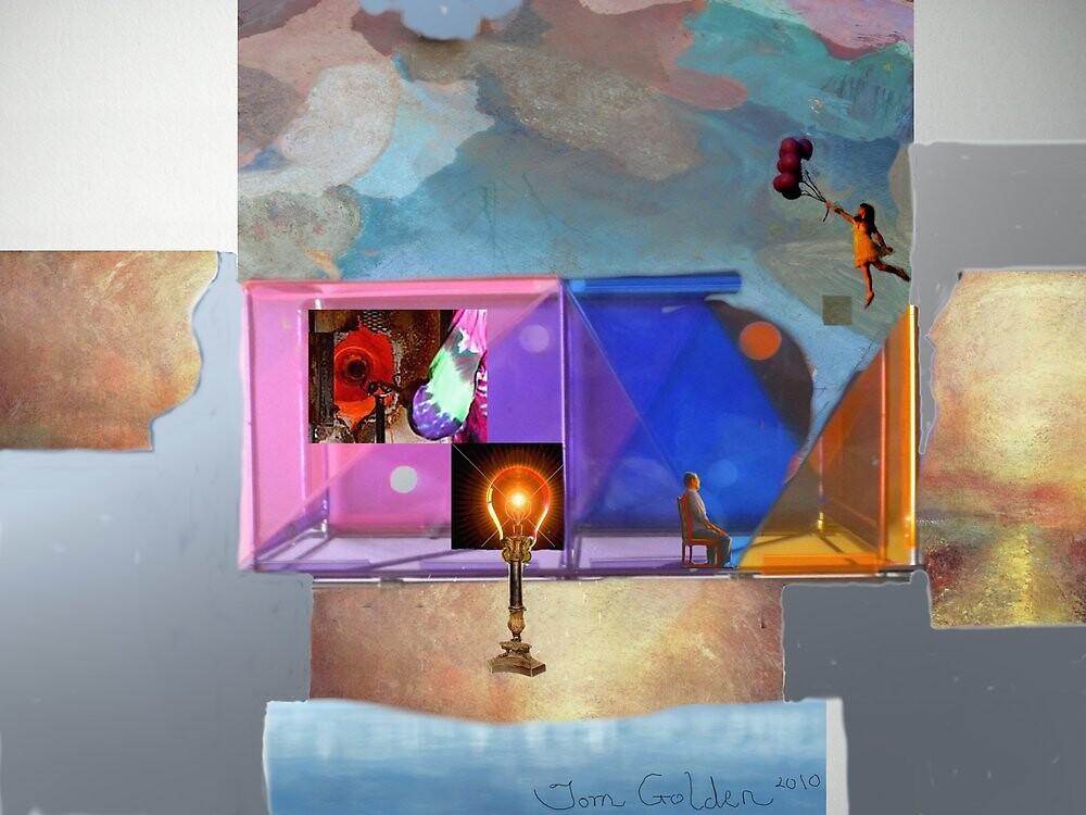 Light Box #10 by Tom Golden