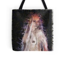 Mother Mary by Mary Bassett Tote Bag
