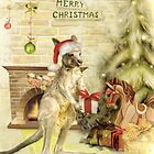Joeys First Christmas by Trudi's Images
