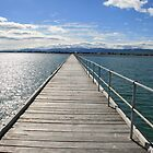 The longest Jetty, Port Germein,S.A. by elphonline