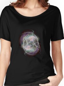 fractal fiberball Women's Relaxed Fit T-Shirt