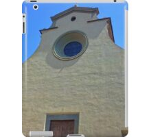 Cathedral without Facade iPad Case/Skin
