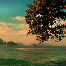 sunset in Rio  ,  my home town  by rogeriogranato