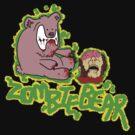 Zombie Bear 1 by justinbysma