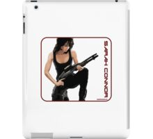 Sarah Connor TSCC iPad Case/Skin