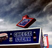 Jersey Shore Americana by Paul Gitto