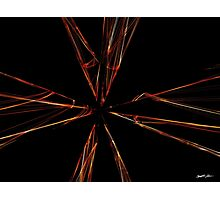 Forged Photographic Print