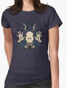 The Pale Man Womens Fitted T-Shirt