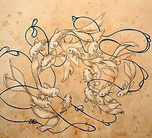Twirl and Loop by Amanda Christine Shelton
