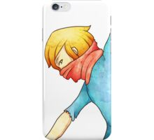 The Youth Glares iPhone Case/Skin
