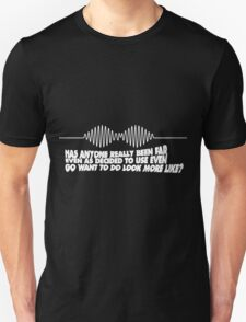 Arctic Imagine How Is Touch The Sky T-Shirt