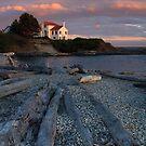 Ross Bay by Anne McKinnell