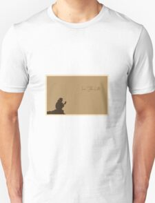 Into The Wild - Minimalist Movie Poster T-Shirt