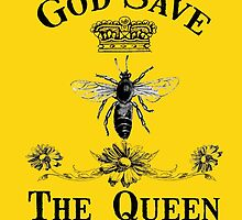 God Save the Queen  by wildwildwest