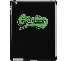 Team Cthulhu Logo iPad Case/Skin