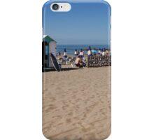 Beach Hut. iPhone Case/Skin