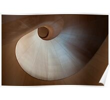 Structural Swirl Poster