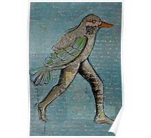 'dreaming phantasy bird' Poster