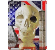 New World Order by Pierre Blanchard iPad Case/Skin