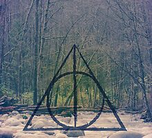 Deathly Hallows // Harry Potter DH Pattern by hocapontas
