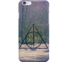 Deathly Hallows // Harry Potter DH Pattern iPhone Case/Skin