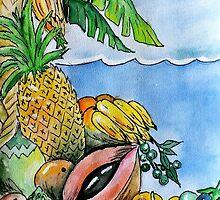 Frutas de la Isla. by SassoJo