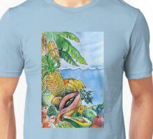 Frutas de la Isla. Unisex T-Shirt