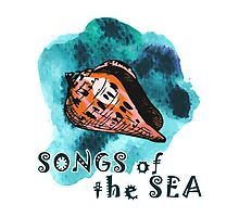 Songs of the sea Photographic Print