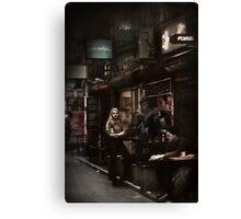 Melbourne's Laneways & Alleys 9 Canvas Print