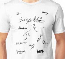 Signatures Unisex T-Shirt