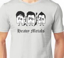Heavy Metals Group band Parody T-Shirt & Hoodies Unisex T-Shirt