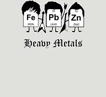 Heavy Metals Group band Parody T-Shirt & Hoodies T-Shirt