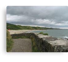 Irish Beach  Canvas Print
