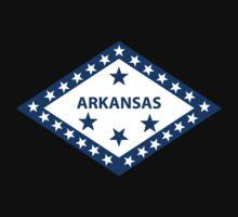 Arkansas Flag Kids Clothes