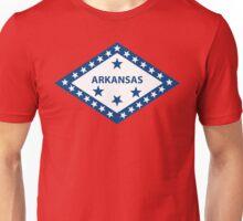 Arkansas Flag Unisex T-Shirt