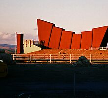 Miners Memorial ... Broken Hill by Juilee  Pryor