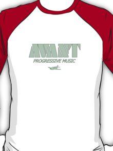 Avant Music Green T-Shirt