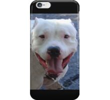Pit Bull Pretty iPhone Case/Skin