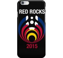 Bassnectar Red Rocks New 2015 iPhone Case/Skin