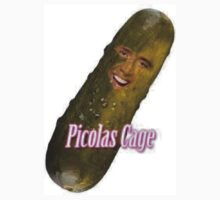 Picolas Cage by Lutubert