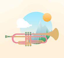 Summer Ballad by moremo