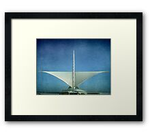 MAM-Milwaukee Art Museum ©  Framed Print