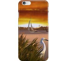 Steeped in Scarlet iPhone Case/Skin