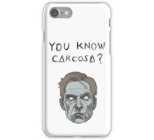 True Detective- Rust Cohle white version iPhone Case/Skin