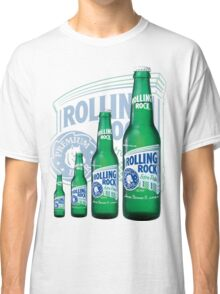 Rolling Rocks in a Row: COLOR Classic T-Shirt